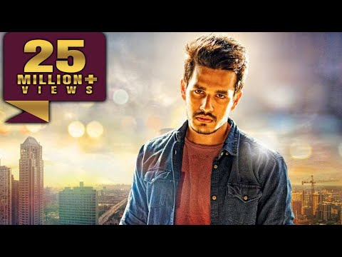 Akhil Akkineni Hindi Blockbuster Dubbed Full Movie in 2020 | Hindi Dubbed 2020 Full Movie