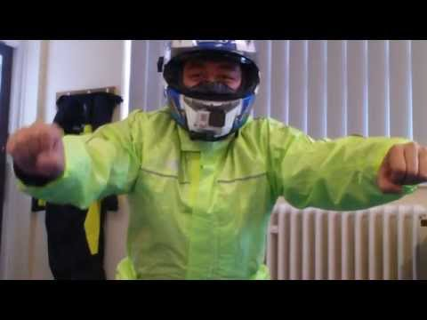 Oxford RainSeal & Richa Typhoon - Budget Motorcycle Waterproof Clothing