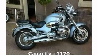 7. BMW R 1200C Montauk Features