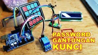 Video Membuat Alat Kunci Pintu Password dan RFID VLOG162 MP3, 3GP, MP4, WEBM, AVI, FLV Agustus 2018