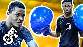 Cassius Stanley PUNCHES BACK At Shareef O'Neal In The Overtime Challenge! Calls Out MAC MCCLUNG 🔥
