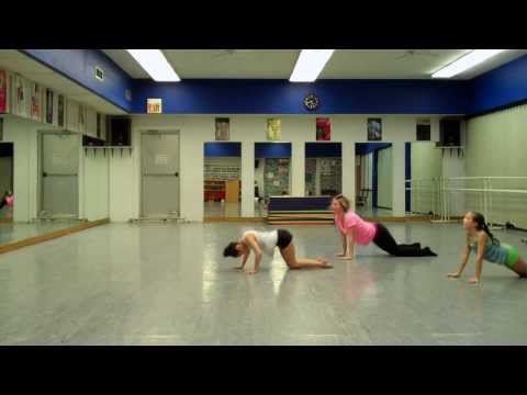"Katy Perry ""Unconditionally"" Dance Combo"