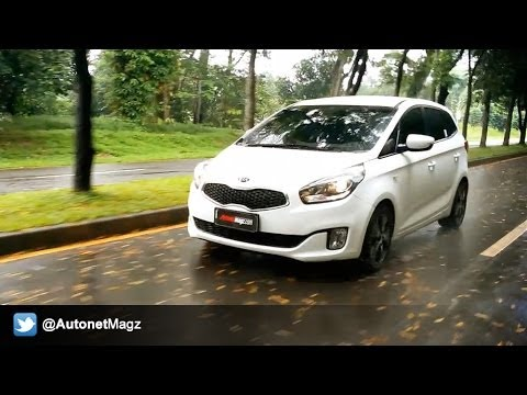 Driving Impression All New KIA Carens Indonesia by AutonetMagz [Part