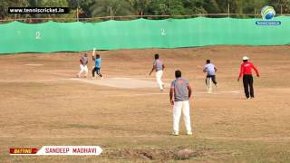 Vikramgad India  city photos gallery : Sandeep Madhavi | Batting | Tennis Ball Cricket Tournament 2016 | Vikramgad