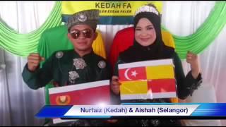 Pengantin final Piala Malaysia Kedah dan Selangor