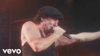 AC/DC - You Shook Me All Night Long (from Live At Donington)