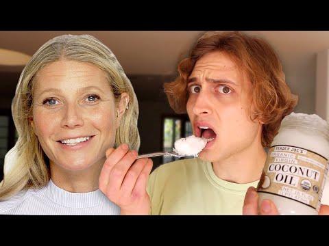 I Followed What Gwyneth Paltrow Eats In A Day