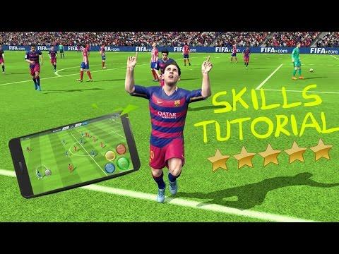 FIFA 16 Mobile Skills Tutorial – Android & IOS