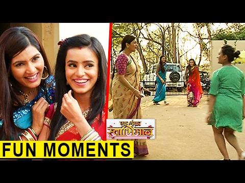 Ek Shringaar Swabhimaan - Behind The Scenes Fun Mo
