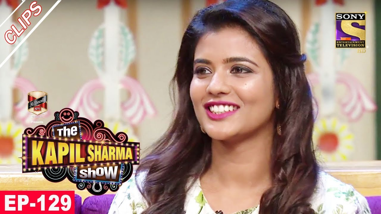 Aishwarya Rajesh Teaches Tamil To Kapil – The Kapil Sharma Show – 20th August, 2017