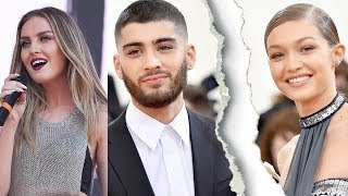Video Perrie Edwards RESPONDS To Gigi Hadid Zayn Malik Breakup! MP3, 3GP, MP4, WEBM, AVI, FLV Juli 2018