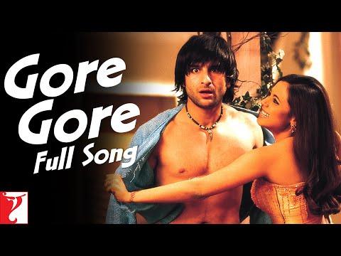 Gore Gore - Full Song   Hum Tum   Saif Ali Khan   Rani Mukerji   Alka Yagnik