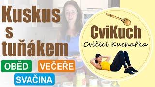 Kuskus stuňákem recept