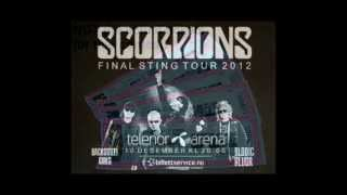 MER Scorpions VIP Ticket Contest commercial