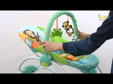 Prezentare video Bright Starts balansoar Baby to Big Kid