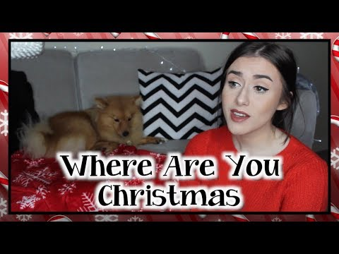 "Faith Hill  ""Where Are You Christmas"" Cover by Georgia Merry"