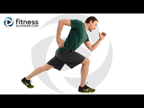 1000 Calorie Workout: Hiit Cardio, Total Body Strength, Core Workout For 5 Million Subs!