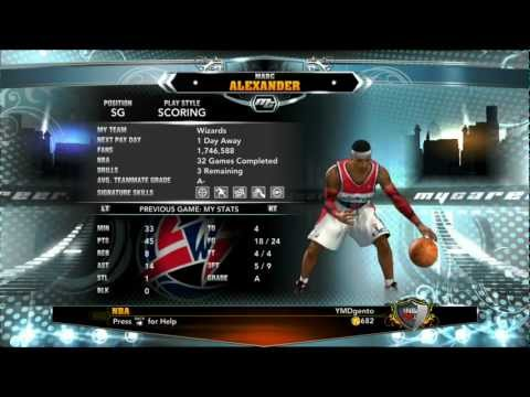 attribute - NBA 2K13 MyCAREER: Mid Season Attribute Update, Exclusive Jordan Endorsements, Social Media YMDtv Gento Here is my Mid Season Attribute Update Video! In this...