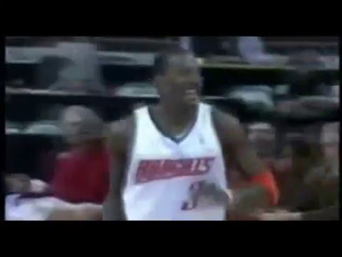 Gerald Wallace's top 100 dunks and blocks