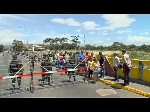 Βενεζουέλα:Σε κατάσταση έκτακτης ανάγκης μέρος των συνόρων με την Κολομβία