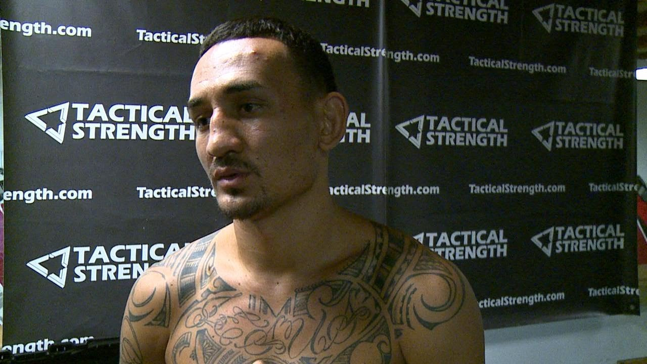 UFC Champ Holloway wants next fight in Vegas, willing to sit out until he receives new contract