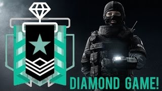 Rainbow Six Siege Diamond Rank Gameplay // Rainbow Six Siege Diamond Rank Highlights!!!!!!
