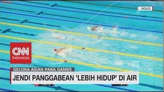 Video Jendi Panggabean 'Lebih Hidup' di Air | Asian Para Games 2018 MP3, 3GP, MP4, WEBM, AVI, FLV Oktober 2018