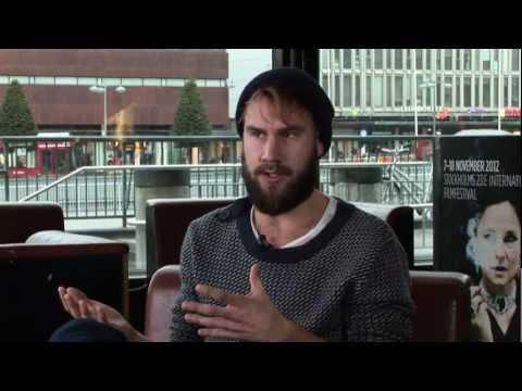 Andreas Öhman - Web Interview - Stockholm International Film Festival 2012