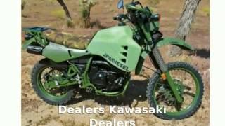7. 2010 Kawasaki KLR 650 Specs and Walkaround