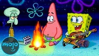 Video Top 10 Best SpongeBob SquarePants Songs MP3, 3GP, MP4, WEBM, AVI, FLV Juni 2018