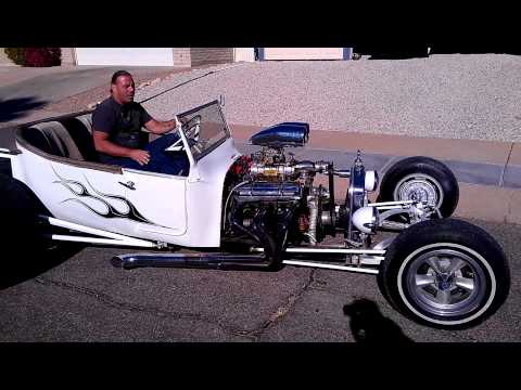 1923 Ford Model T T-bucket Street Rod Hot Rod