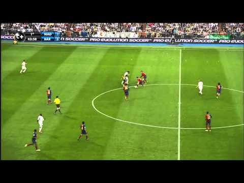 Real Madrid Vs Barcelona 2 - 6 Full Match (La Liga 2/5/2009) HD