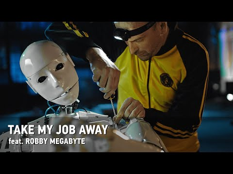 Dubioza Kolektiv feat. Robby Megabyte - Take my Job Away