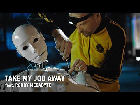 Dubioza Kolektiv feat. Robby Megabyte - Take my Job Away