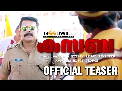 Kasaba Teaser Released!