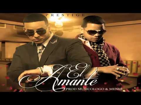 El Amante   Daddy Yankee Ft J Alvarez (Original) (Con Letra) REGGAETON ROMANTICO 2012
