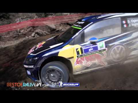 Shakedown - 2015 WRC Rally Mexico - Best-of-RallyLive.com