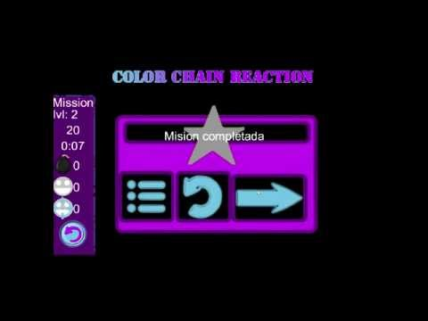 Video of Color Chain Reaction