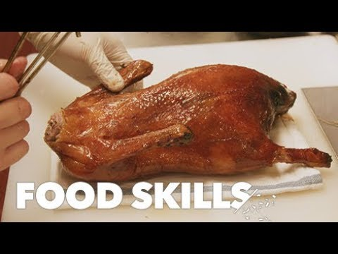 How Peking Duck Is Made   Food Skills