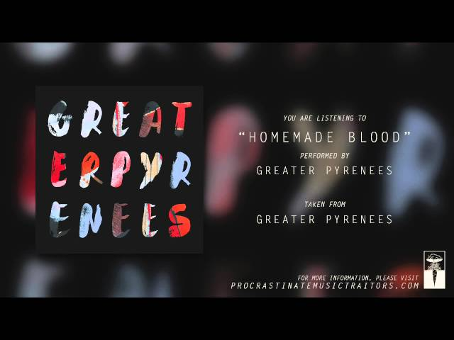"Greater Pyrenees - ""Homemade Blood"