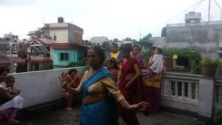 Nepali Teej Dance..