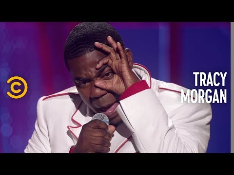 Comedy Central Re-Animated - Tracy Morgan - Thanksgiving At The Morgans' - Uncensored