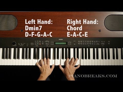 Jazz Piano Soloing Lessons - Lick #2 [Easy]