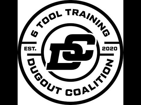 Dugout Coalition Baseball School Ep. 26 (Catching Drills- With Matt Cross of the Oakland A's)