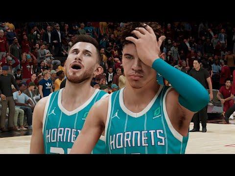 NBA 2K21 Next Gen LaMelo Ball My Career Ep. 3 - BREAKOUT GAME