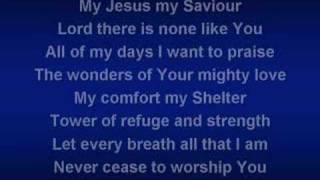 Video Shout To The Lord (worship video w/ lyrics) MP3, 3GP, MP4, WEBM, AVI, FLV Juli 2018