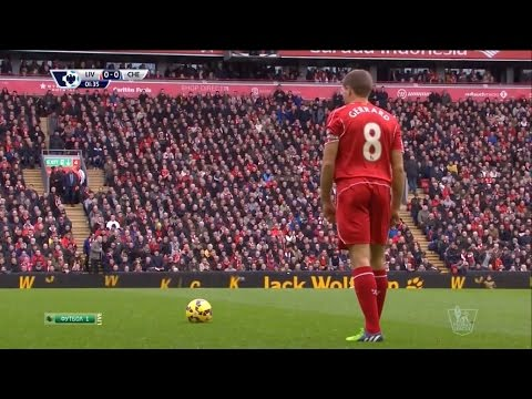 Steven Gerrard Vs Chelsea (Home) • Premier League 08.11.2014 HD