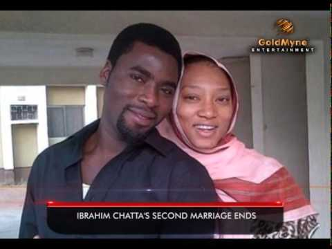 ACTOR IBRAHIM CHATTA'S SECOND MARRIAGE ENDS