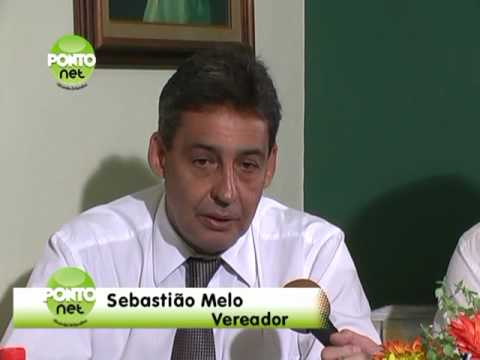 Entrevista com o Vereador Sebastio Melo (PMDB) - Bloco 2