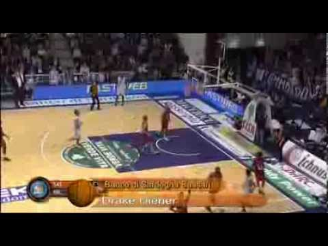 Basket: la top ten della 14a giornata